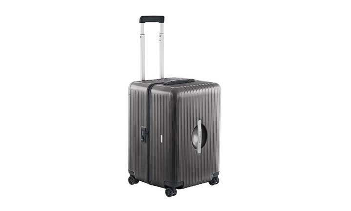 PTS Ultralight XL [Rimowa], Meteor grey metallic